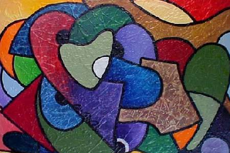 Cubist Paintings - Landscape Art Inspiration | Free Art Tips Plus