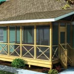 Types of Porch Roofs