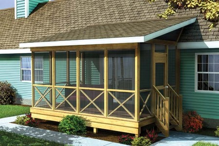Types Of Porch Roofs Types Of Everything